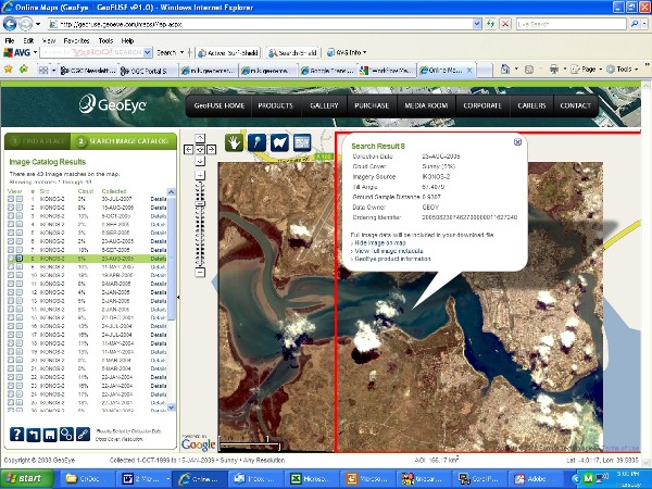 GeoFUSE Screenshot