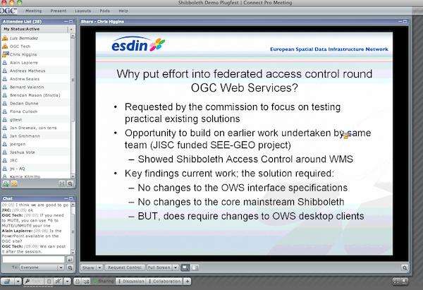 screen shot webinar