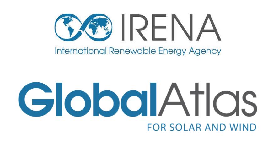 IRENA logos